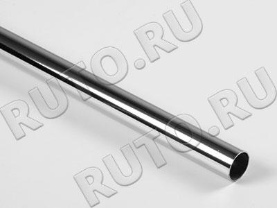 JK04-16-09 Рейлинг кухонный хромированный d=16 мм длина 3 метра вес 0,8 кг